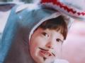 《爸爸去哪儿第三季片花》夏克立变装童话公主 女儿成超萌大灰狼