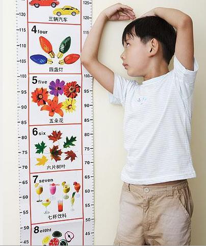 研究制订了《中国7岁以下儿童生长发育参照标准》