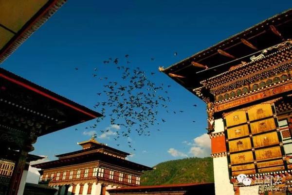 不丹居然藏了5间安缦酒店 !