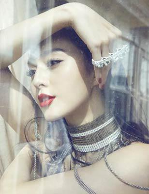 翡翠要看刘晓庆,珠宝还得范冰冰,珠宝玉石老师竟然是玉侠崔涛