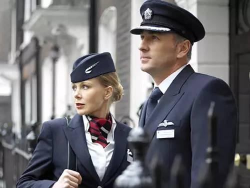 空姐大比拼,看看哪家的最漂亮图片