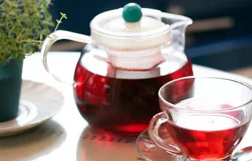 红茶泡香米一周瘦8斤,还根治白头发!香纳兰a红茶太国生姜图片