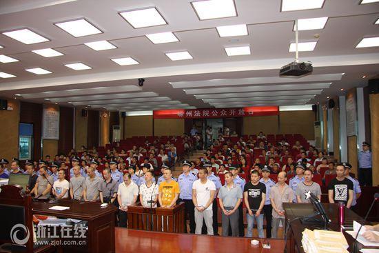 7月1日,绍兴市中级人民法院开庭审理特大盗墓案,由于案情复杂未当庭宣判。