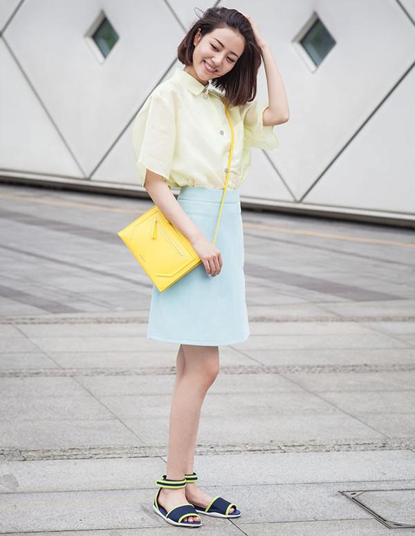 18girl_girl meets 李溪芮 sytle talk