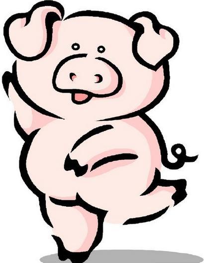 如果一个人喊你懒猪,说明什么图片