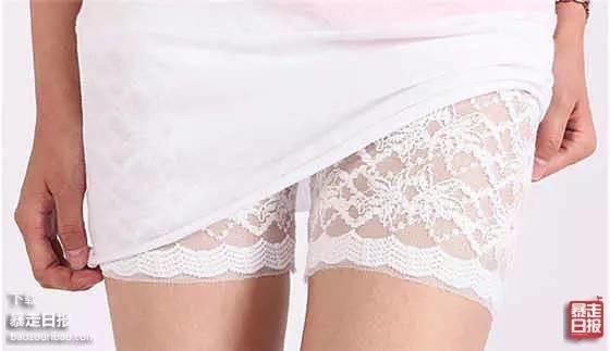 关于女生安全裤的问题 大概是这么回事儿