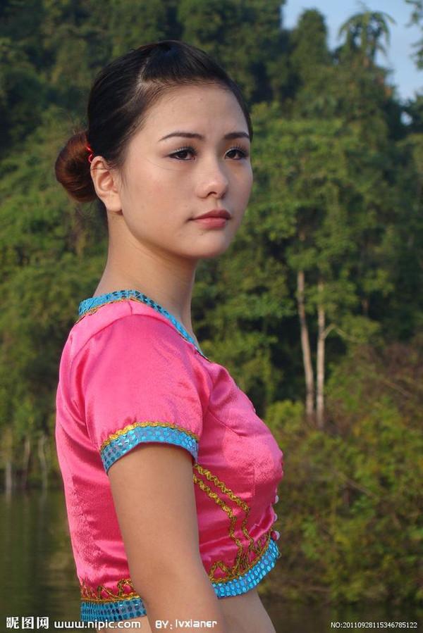 爱上云南女孩是你的福气,作为云南人我自豪!