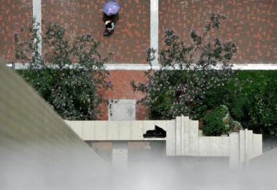 成都一3岁女童随家人看新居 从18楼坠下4楼渠道身亡