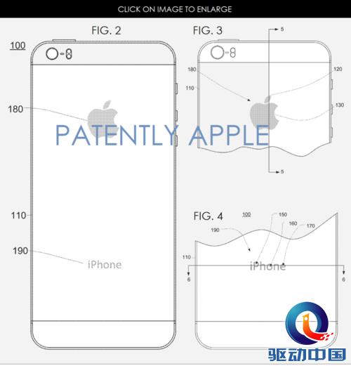 手机将迎来新手机指纹识别传感器显示专利Lo码置于苹果v手机图片