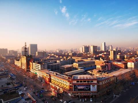 石家庄6次上榜幸福城市 市长:展现城市幸福魅力图片