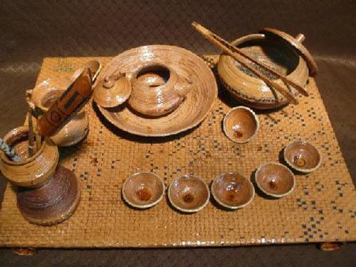 中国古代茶具主要有哪些材质?