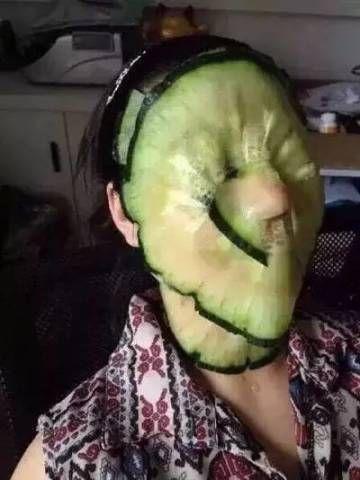 据说是削黄瓜刀的买家秀 眼睛瞬间就瞎了!