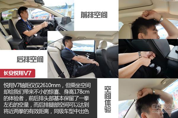 品牌车型 长安悦翔v7高清图片
