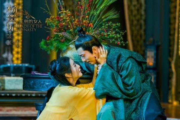 武则天之后变杨贵妃 范冰冰要把唐朝的美女演个遍