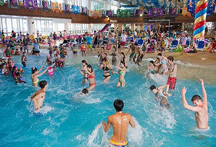 韩国夏天有哪些玩水的地方