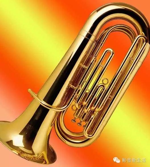 进交响乐队中的铜管乐器家族