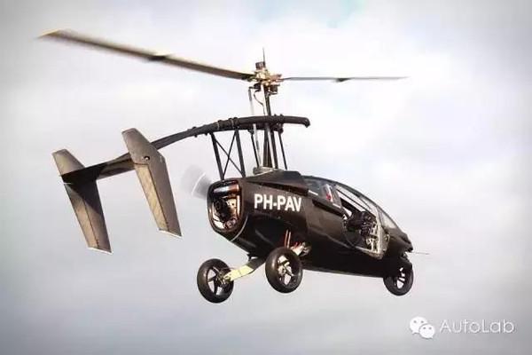开着开着就飞了,飞行汽车就要量产了!
