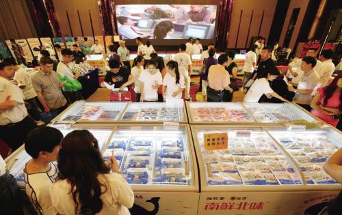 辽渔海鲜礼盒_高档海鲜礼盒千元左右比去年便宜300元