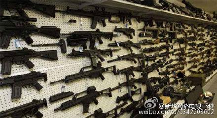 警方收缴成车枪枝
