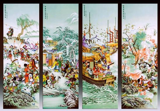 中国美术陶艺大师万德杨作品欣赏图片