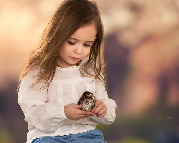 儿童人像 纯真天使萌化人心