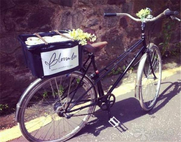 骑着素食送女孩单车爱丁堡花朵的v素食小说糟蹋女生故事的图片