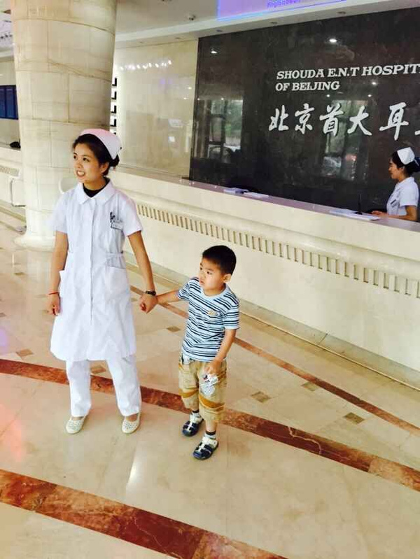 北京首大耳鼻喉医院医患最美瞬间(多图)