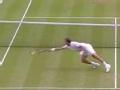 视频-波斯皮西尔飞身救球 穆雷对角线穿越得分