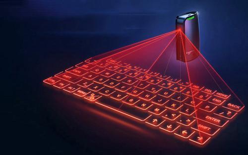 卡格尔 激光键盘充电宝图片