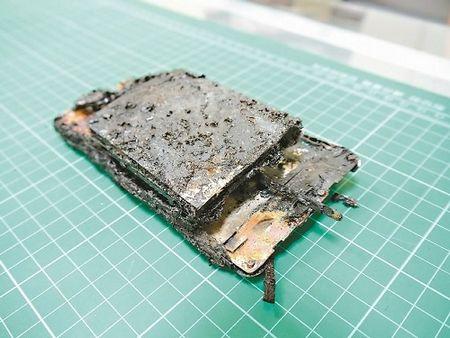 手电机池收缩爆破废弃。来历 台湾《结合报》