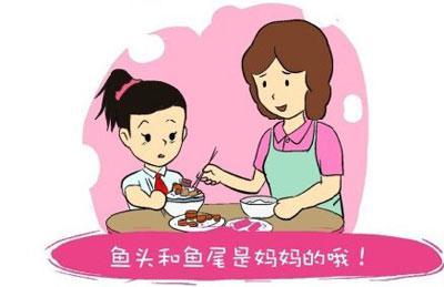 小男孩吃饭-一位妈妈一生撒了这8个谎言,感动了千万人