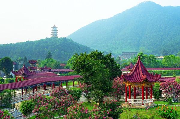 肇庆旅游景点--四会贞山旅游风景区
