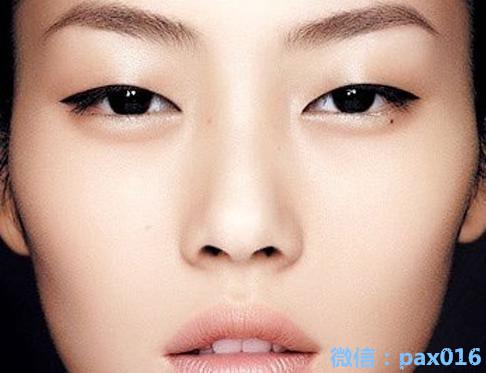 【相学】单眼皮与双眼皮的面相你了解吗?图片