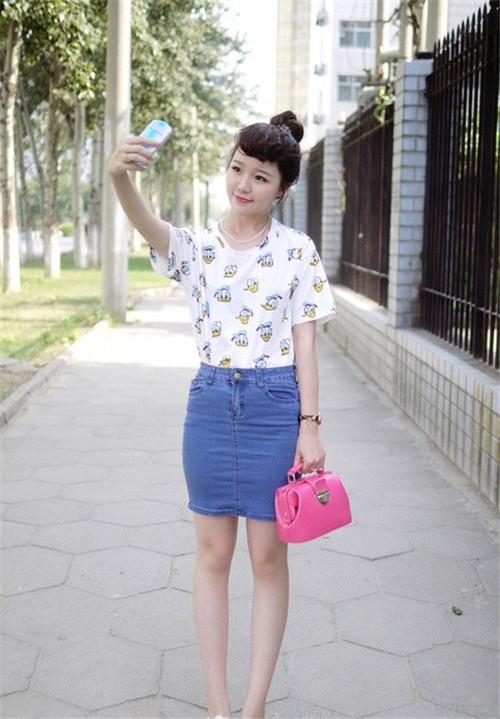 2015夏天最流行的穿衣搭配