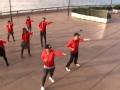 《极速前进中国版第二季片花》神曲小苹果再现江湖 众星大跳广场舞