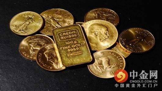 金价缩减涨幅 耶伦预计美联储今年将加息