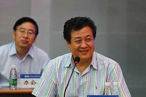 李小琳丈夫刘智源。图片来自凤凰财经