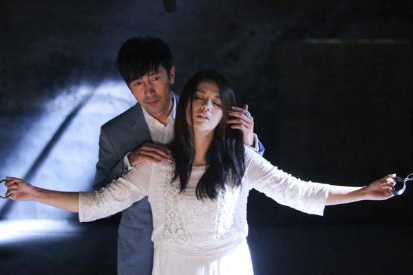"""在剧中饰演大反派""""鲜花食人魔""""谢晗的张鲁一此次表现也十分出色。"""