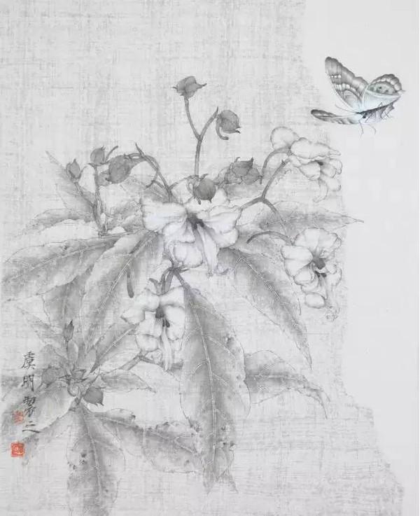 【名家】湖南青年工笔画家——虞明