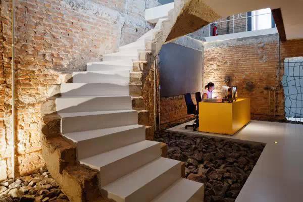家居 楼梯 起居室 设计 装修 600_400