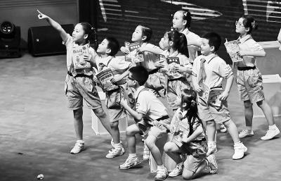 小孩学戏剧_河北影像那些学习戏曲表演的孩子们组图