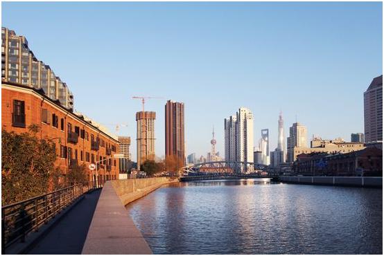 闸北区苏河湾城市v城市保留历史建筑22万深兰景观设计有限公司怎么样图片