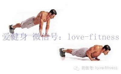 做那种俯卧撑可以锻炼胸大肌下部?