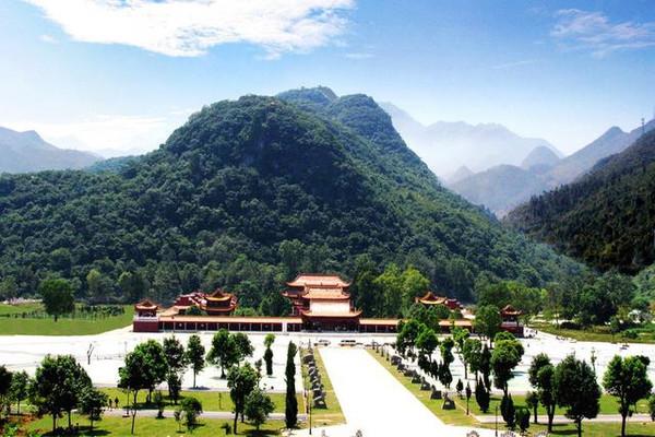 中国古代风水宝地对帝王的影响图片