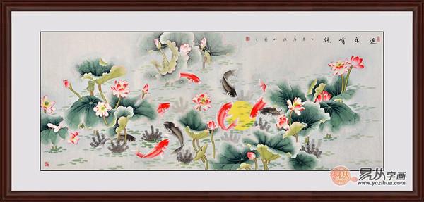 家庭装饰画 易从花鸟画家居装饰画的风向标