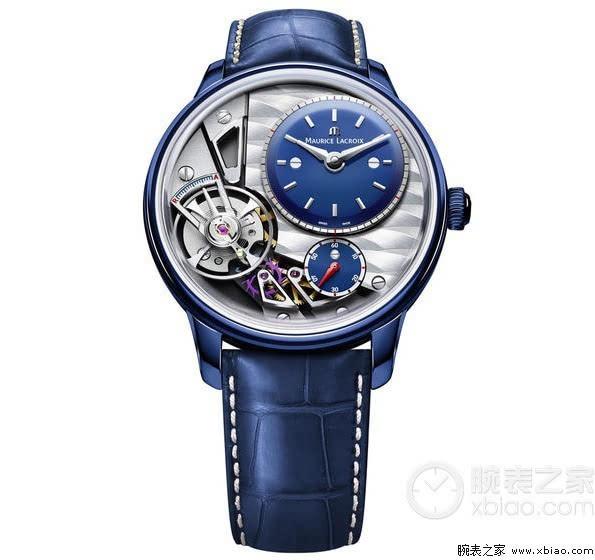 艾美表发布Only Watch 2015匠心引力腕表
