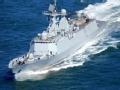 最新一艘054A护卫舰露面引关注