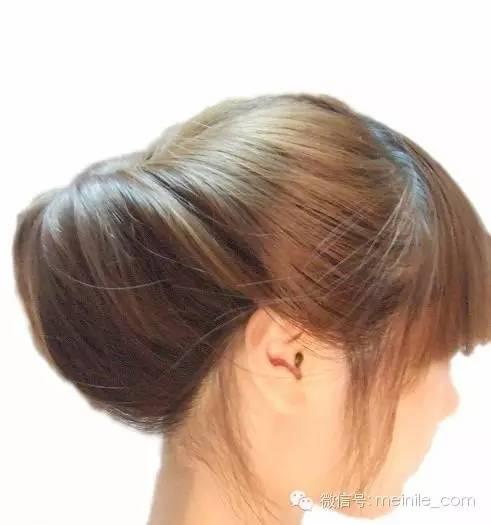 图片教程 扎头发的方法100种,非常漂亮哦