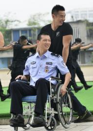 在队友眼中,朱伟华殷勤而又稳健。