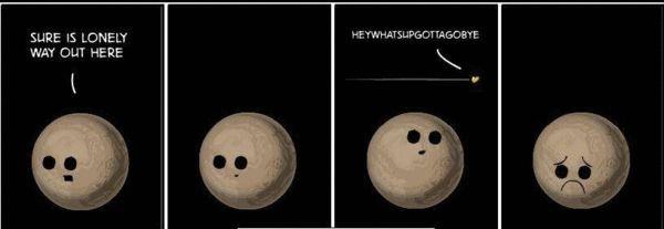 冥王星和卡通狗布鲁托的奇妙相遇-搜狐新闻图片